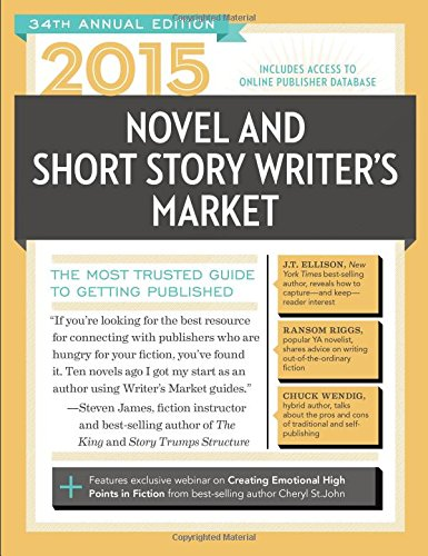 2015 Novel & Short Story Writer