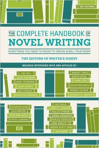 THE COMPLETE HANDBOOK OF NOVEL WRITING, Elizabeth Sims contributor