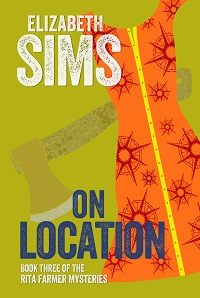 On Location by Elizabeth Sims now on Kindle!