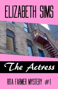 "The Actress by Elizabeth Sims ""A page-turner from stem to stern!"" - Kirkus Reviews"